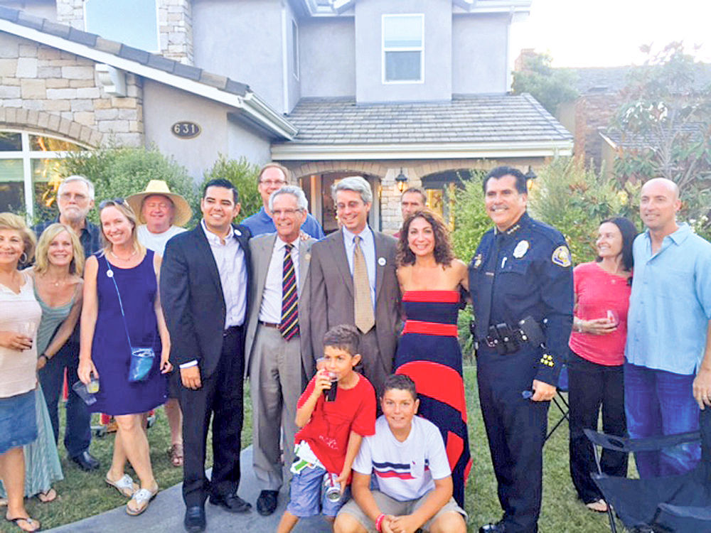 Long Beach Organizations, Neighbors, Police To Fight Crime With National Night Out