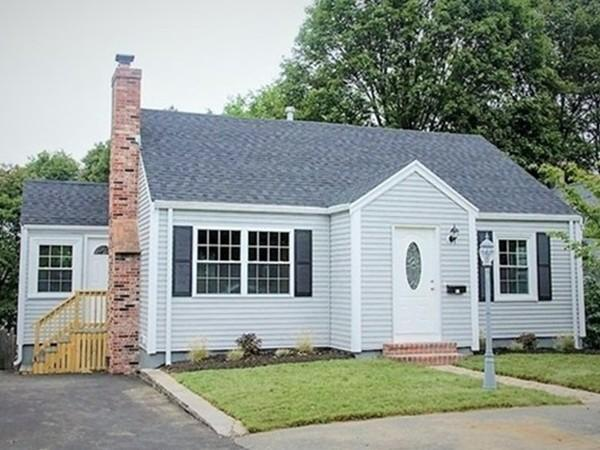 81 Clifton Avenue Saugus, MA 01906 - Commonwealth Properties Real Estate Melrose, MA