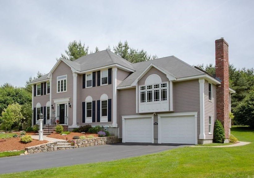 8 Nollet Drive Andover, MA 01810 - Commonwealth Properties Real Estate Melrose, MA