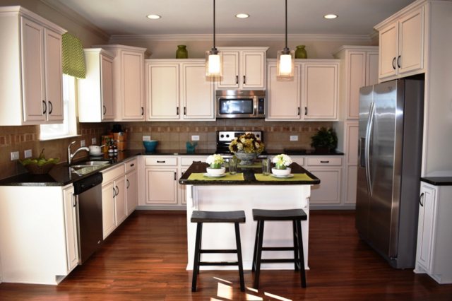 Oakgate at Reedy Fork Kitchen- Kylind Realty