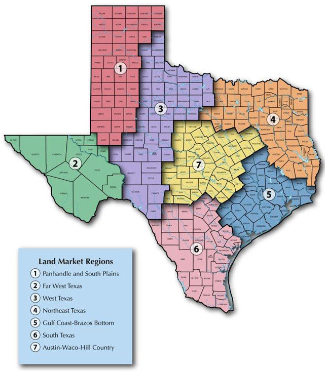 Texas Rural Land Markets Have Changed