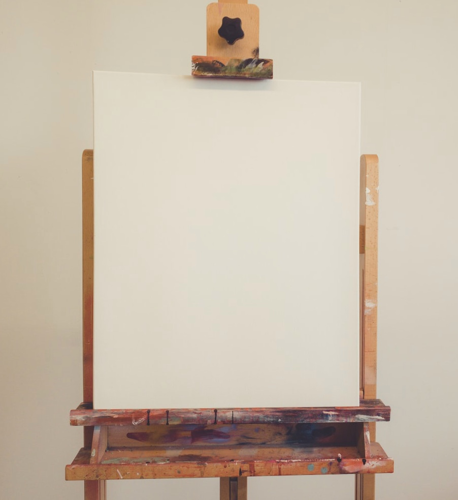 First Time Home Buyer Tips: Part One – Imagine the Painting as a Blank Canvas