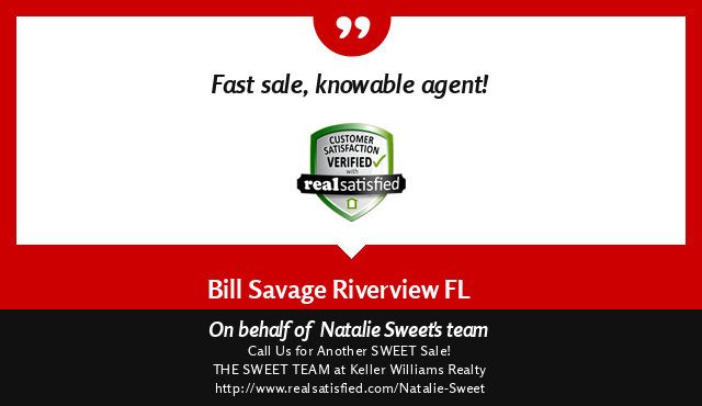 Fast sale, [knowledgeable] agent!
