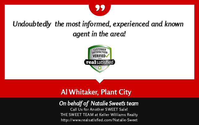 Informed and experienced Agent!