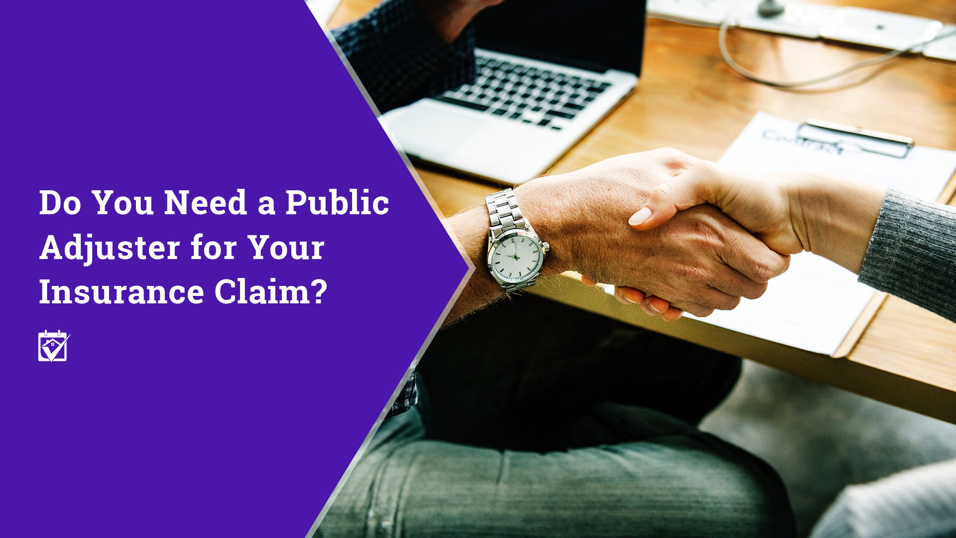 Do You Need a Public Adjuster for Your Insurance Claim?