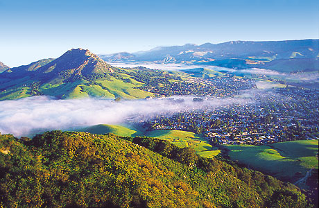 San Luis Obispo-Charm and Colleges