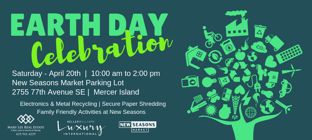 Mary Lee & Associates-Earth Day - Recycling Event April 20, 2019