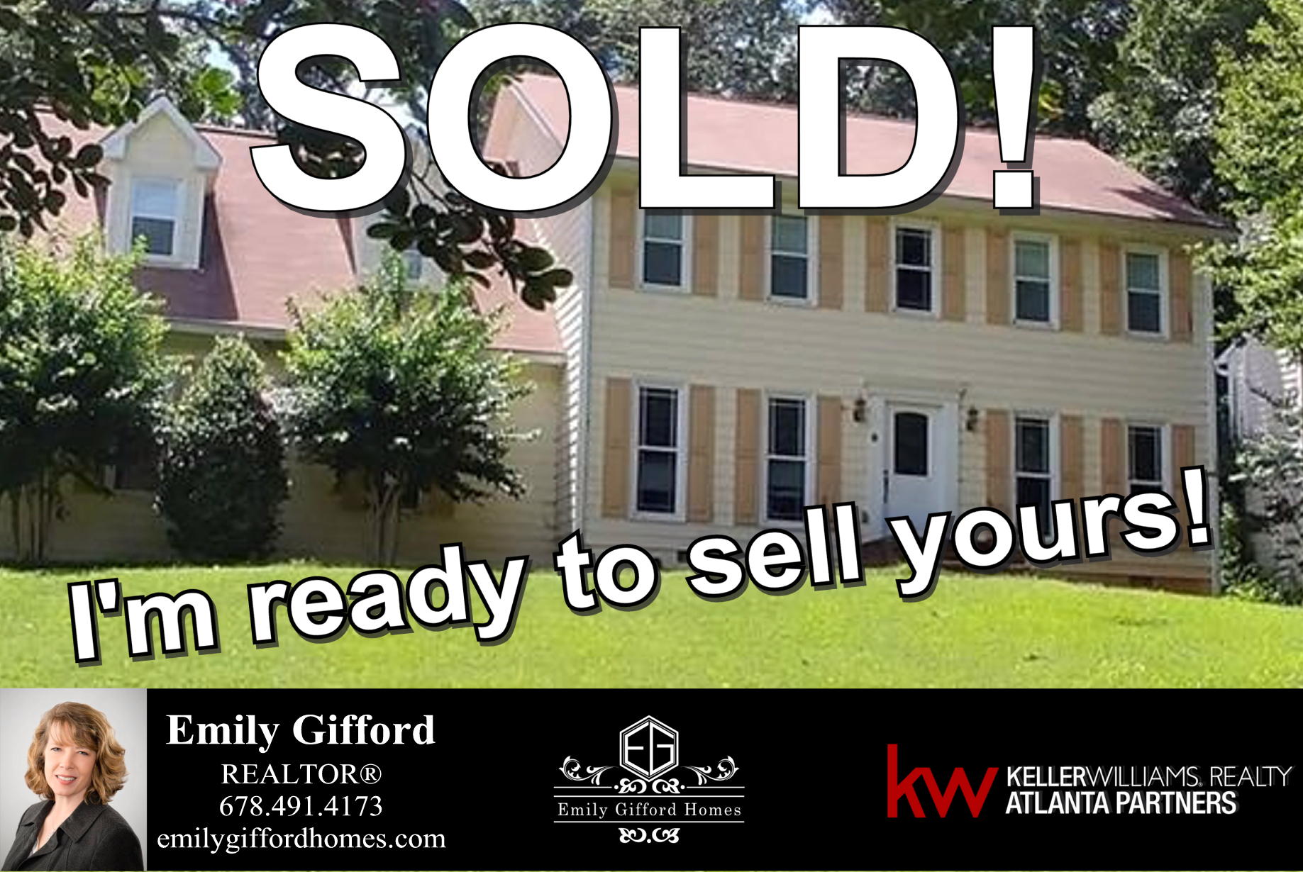 Sold in Lilburn