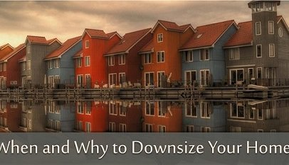 Downsizing- Do I need to have my home sold before I find my next home?