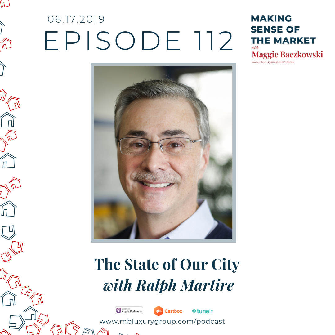 EP 112: The State of Our City with Ralph Martire