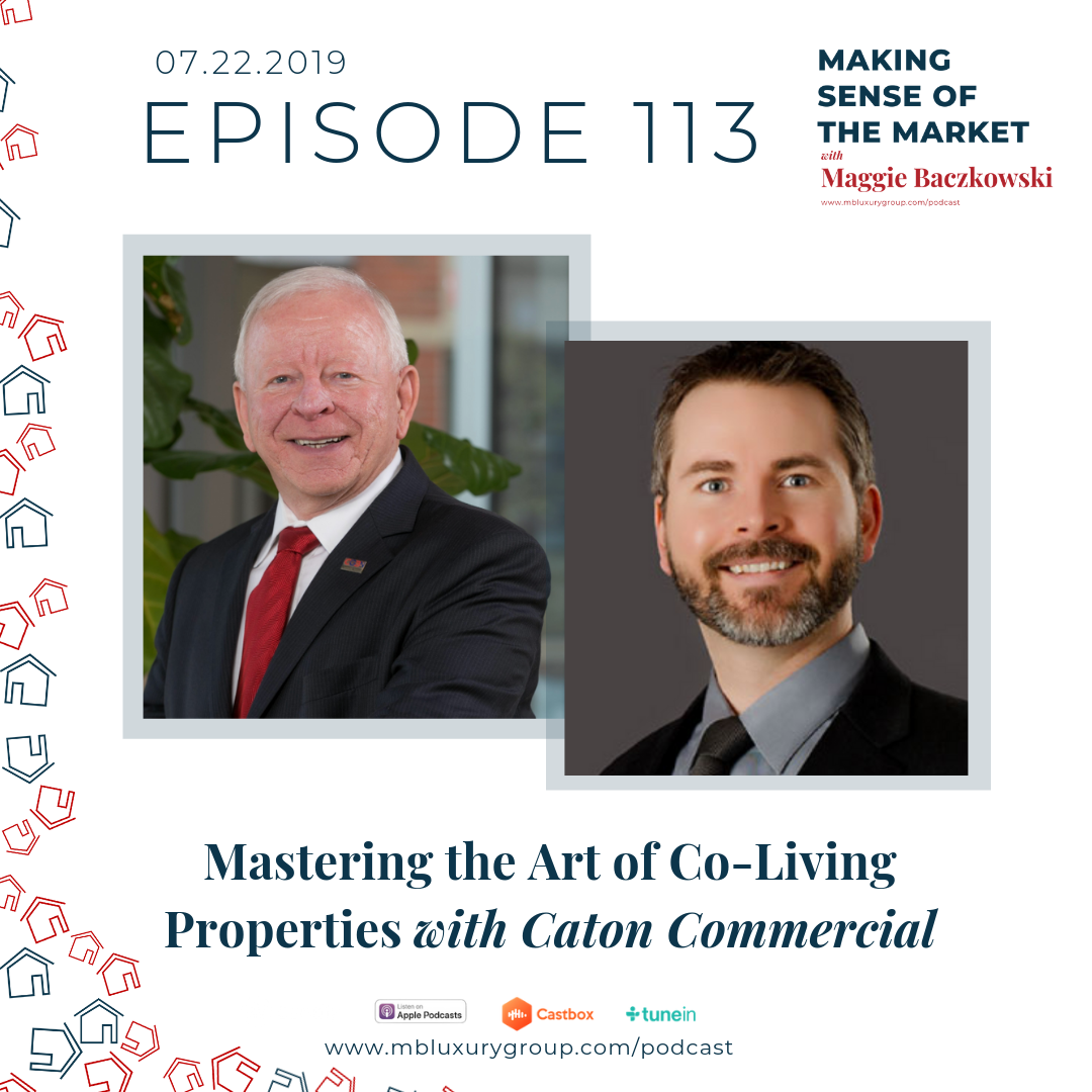 EP 113: Mastering the Art of Co-Living Properties with Caton Commercial