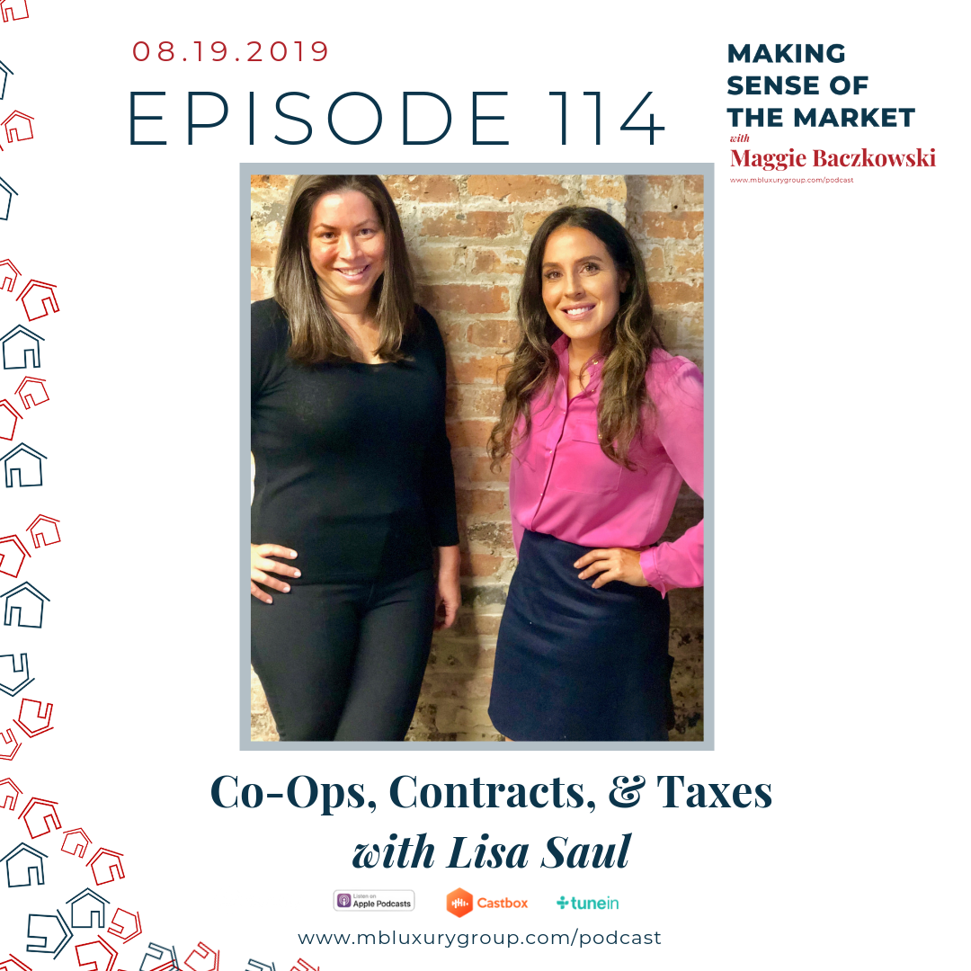 EP 114: Co-Ops, Contracts, & Taxes with Lisa Saul