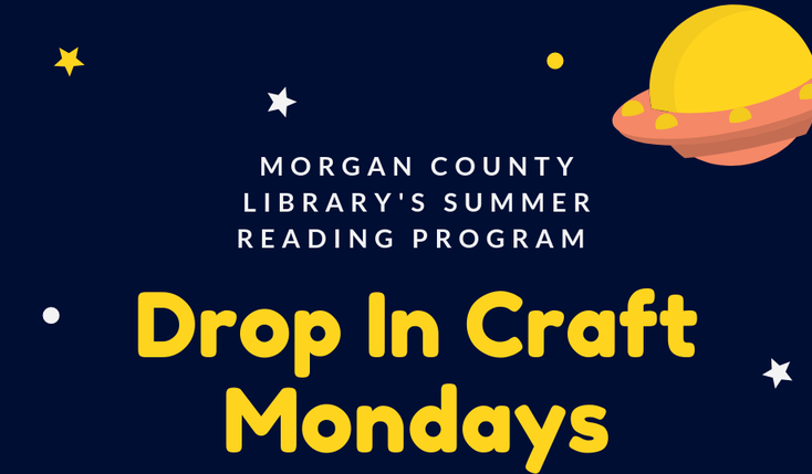 Craft Mondays @ MOCO Library