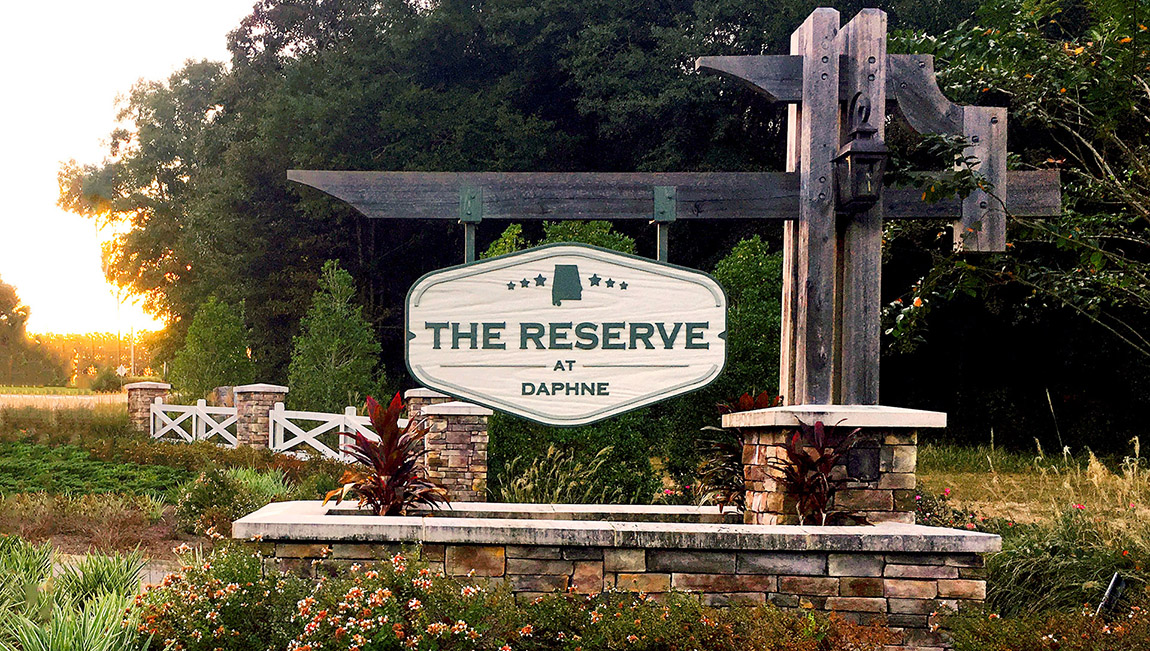 The Reserve at Daphne Homes for Sale