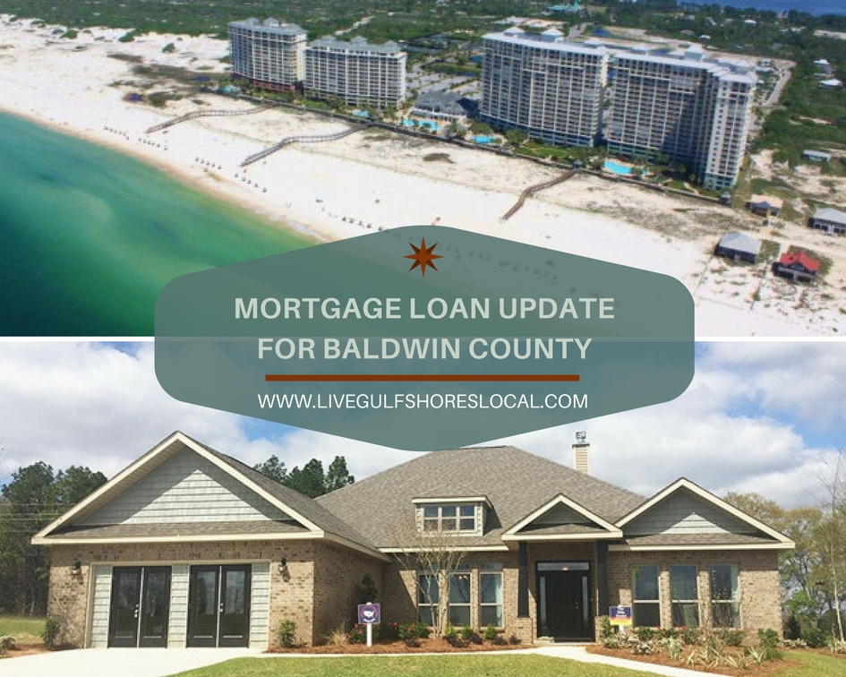 Mortgage Loan Update for Baldwin County - 5/4/19
