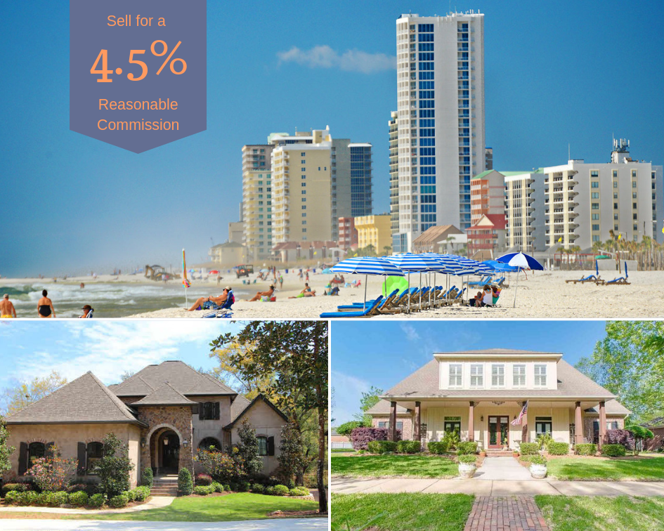Sell Your Home or Condo for 4.5% Commission