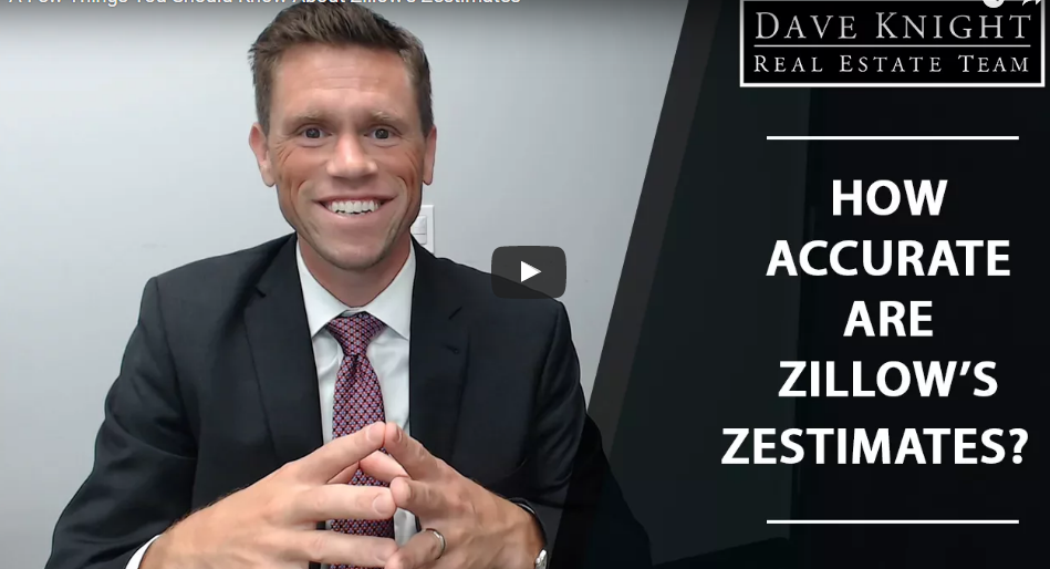 A Few Things You Should Know About Zillow's Zestimates