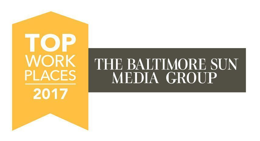 KW Named In Baltimore Sun Top Workplaces