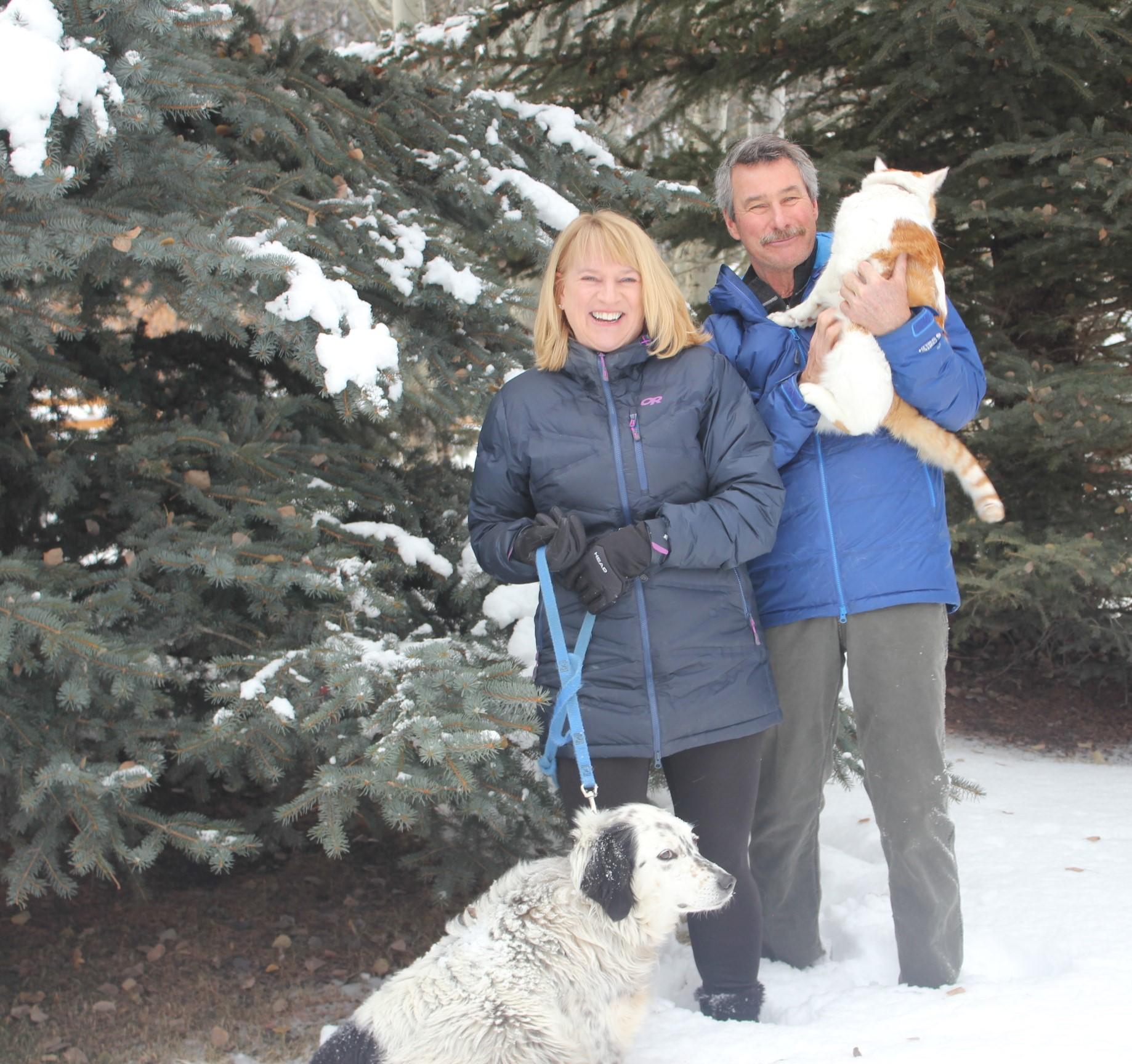 Sheila Liermann sends Merry Christmas greetings