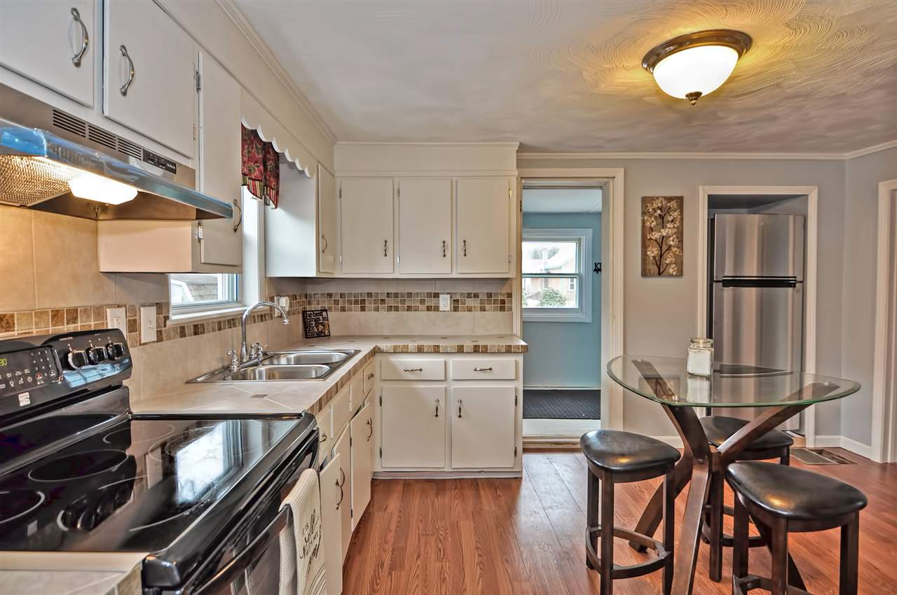 Just Listed! Renovated Manchester Home