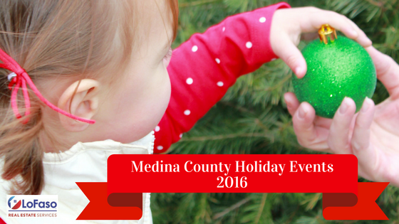 Medina County Holiday Events 2016