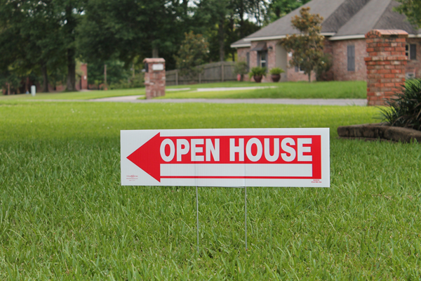 Does an Open House Work?