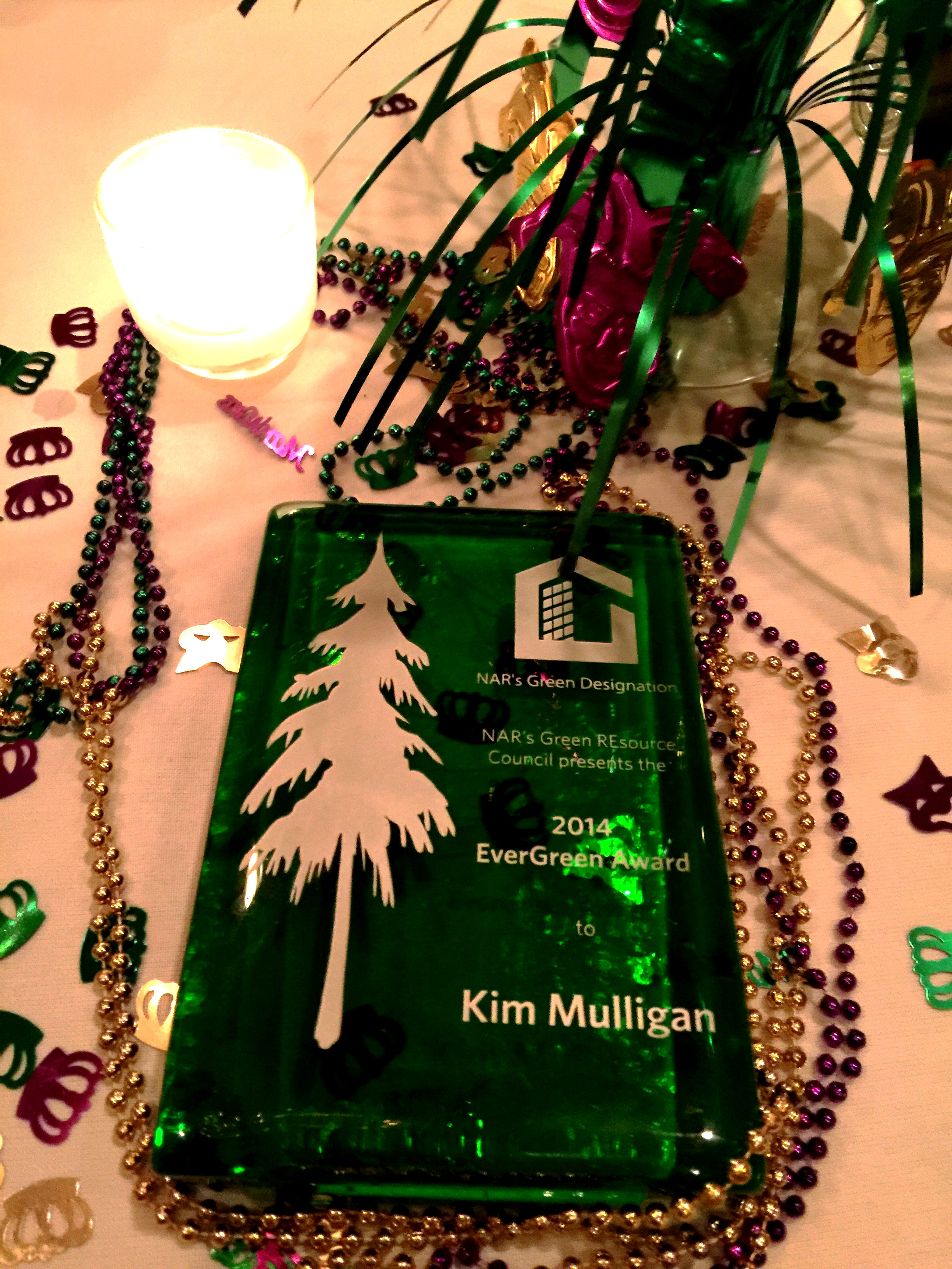 National Association of Realtors Evergreen Award Winners