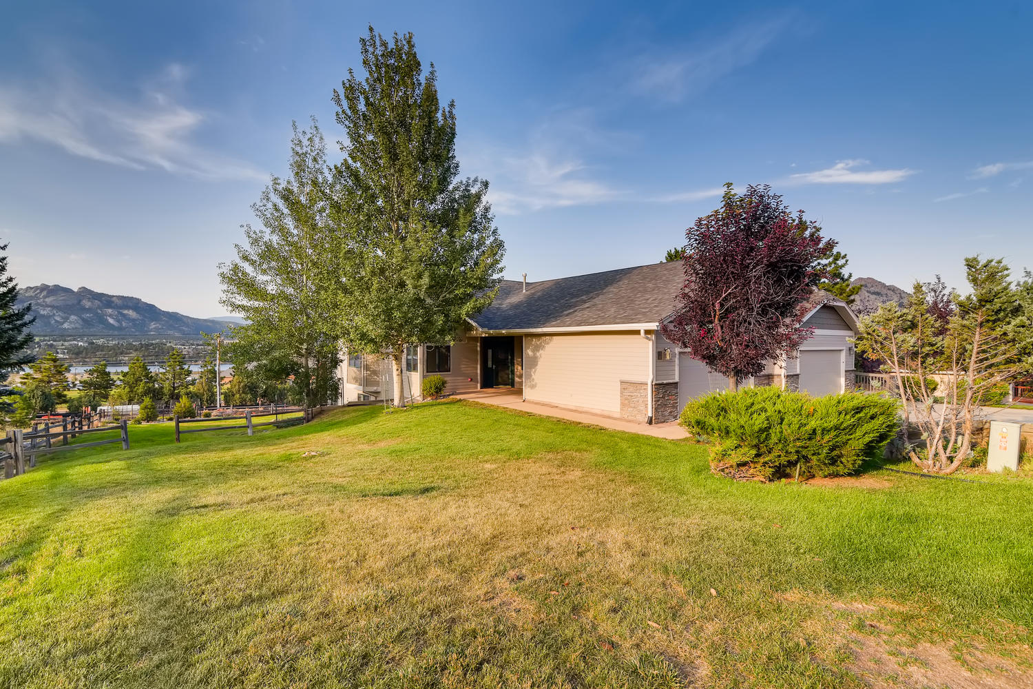 Open House – Elk Ridge – Estes-Park