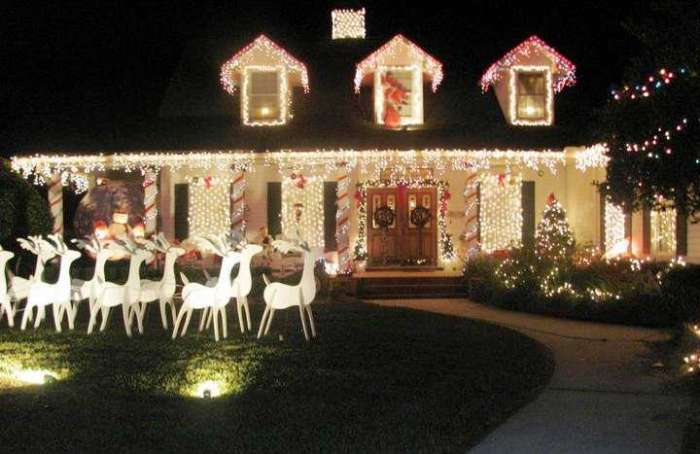 Christmas Lights and Where to Find Them