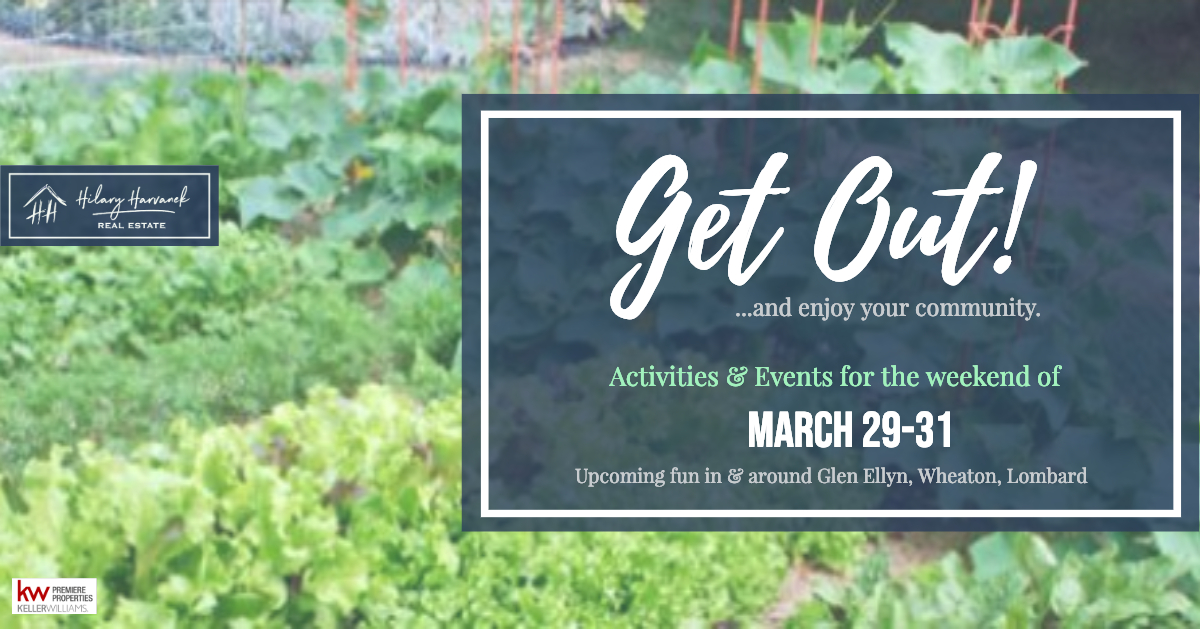 Get Out March 29-31, 2019