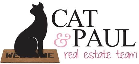 The Cat and Paul Real Estate Team