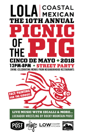 Celebrate Cinco de Mayo at Festival of the Pig in LoHi