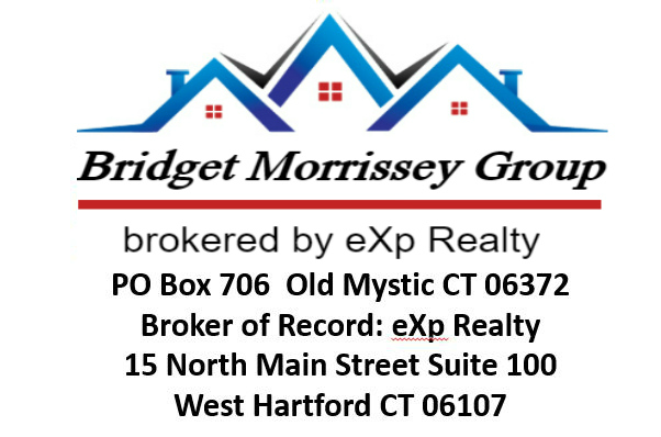eXp Realty Rhode Island address for Westerly Real Estate Agent Bridget Morrissey