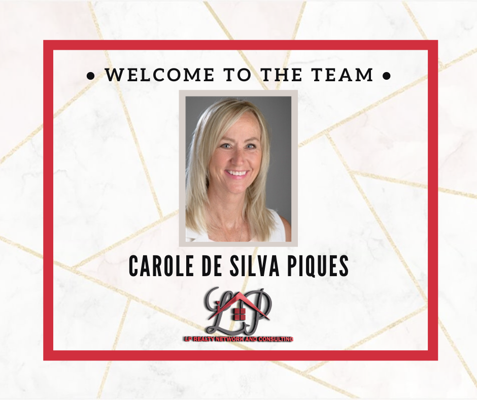 Proudly Welcoming Carole De Silva Piques