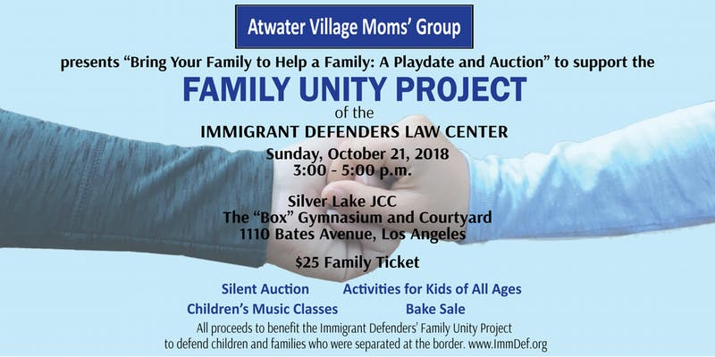 Join Us for a Fun Sunday Afternoon to Support Immigrant Families!