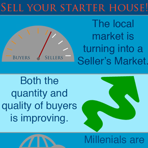 Sell Your Starter House!