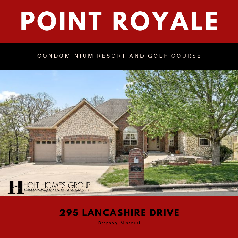 Pointe Royale and 295 Lancashire Drive
