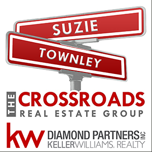 Suzie with The Crossroads Real Estate Group