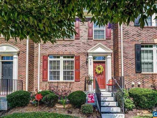 2132 Lockwood brick front townhouse