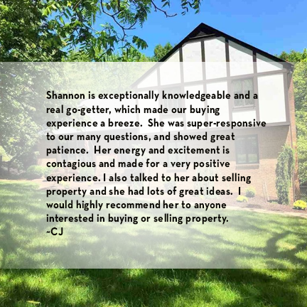 house buying testimonial