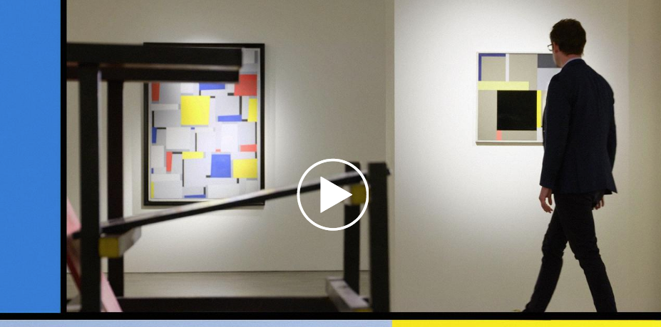 Sotheby's Auction House: 100 Years of De Stijl