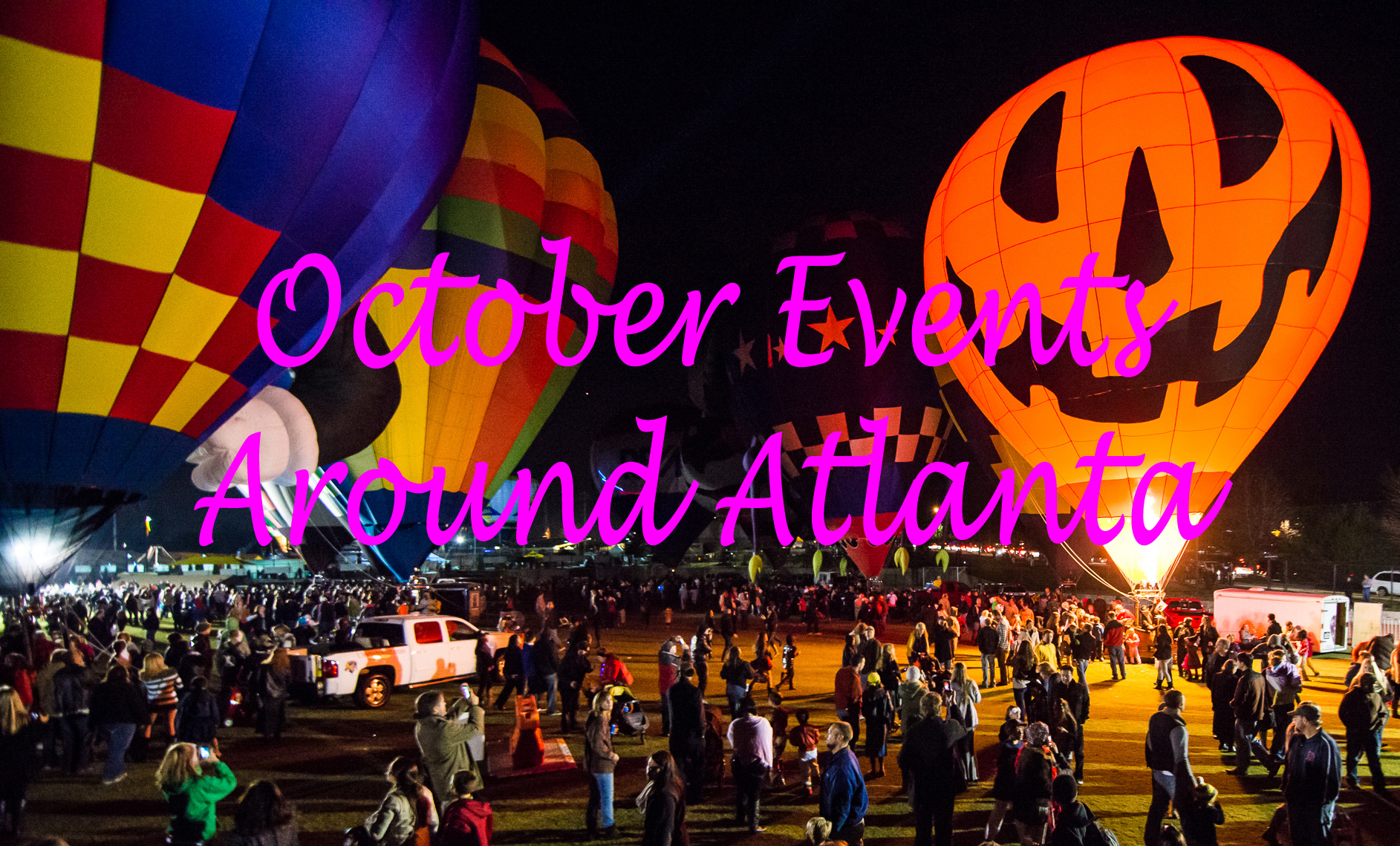 October Events Around Atlanta 2019