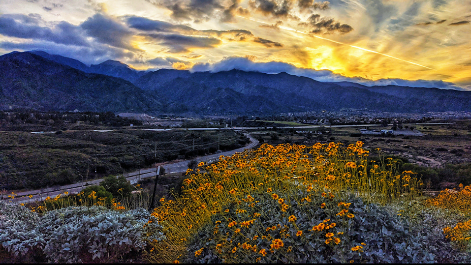 Temescal_Valley_Sunset