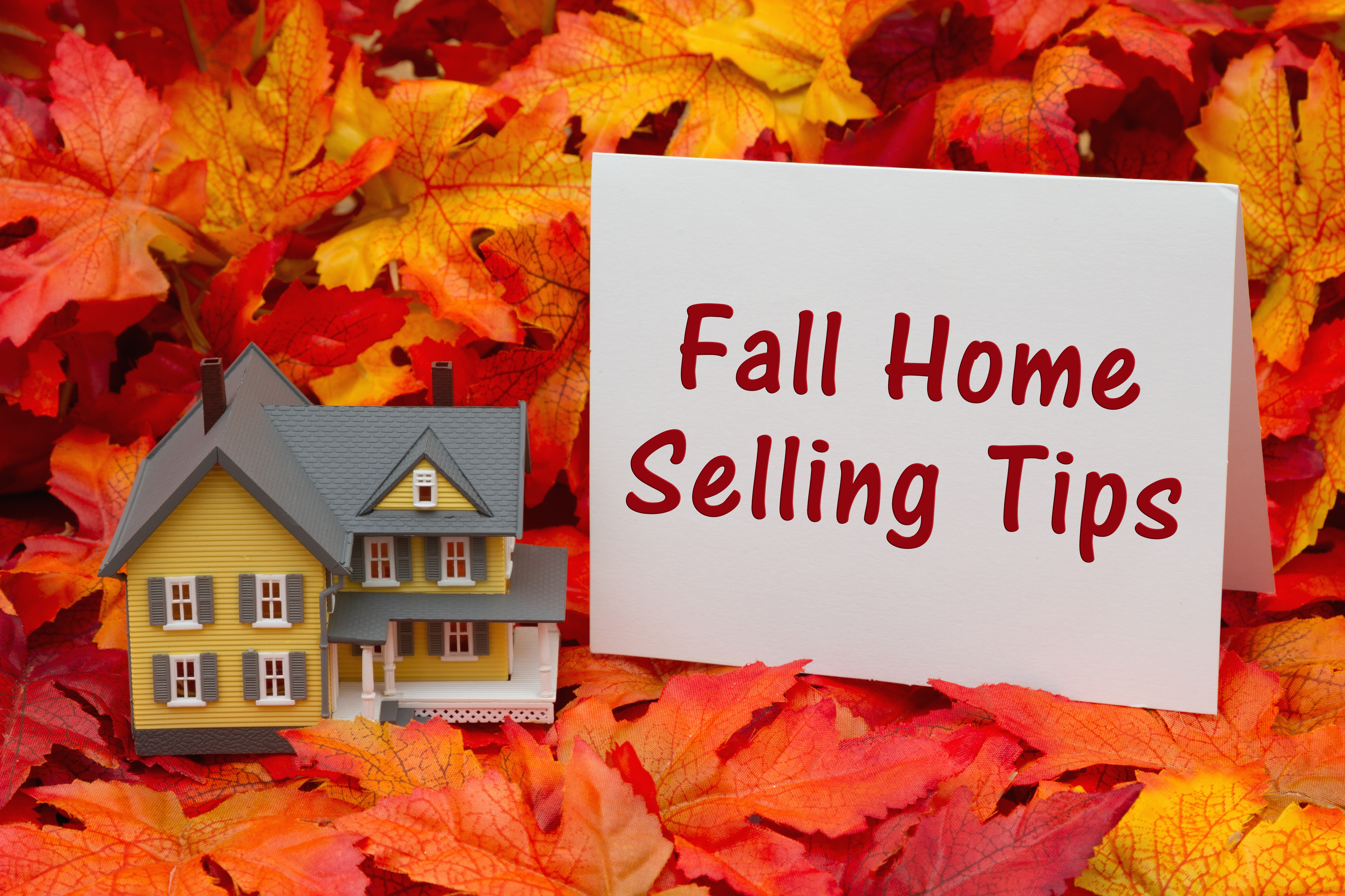 Tips For Selling Your Home In The Fall - The Richard Hopkinson Team