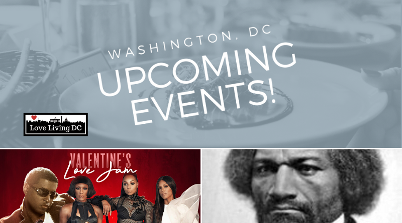 Top 15 Things To Do in Washington, DC This Weekend: February 14 - February 17