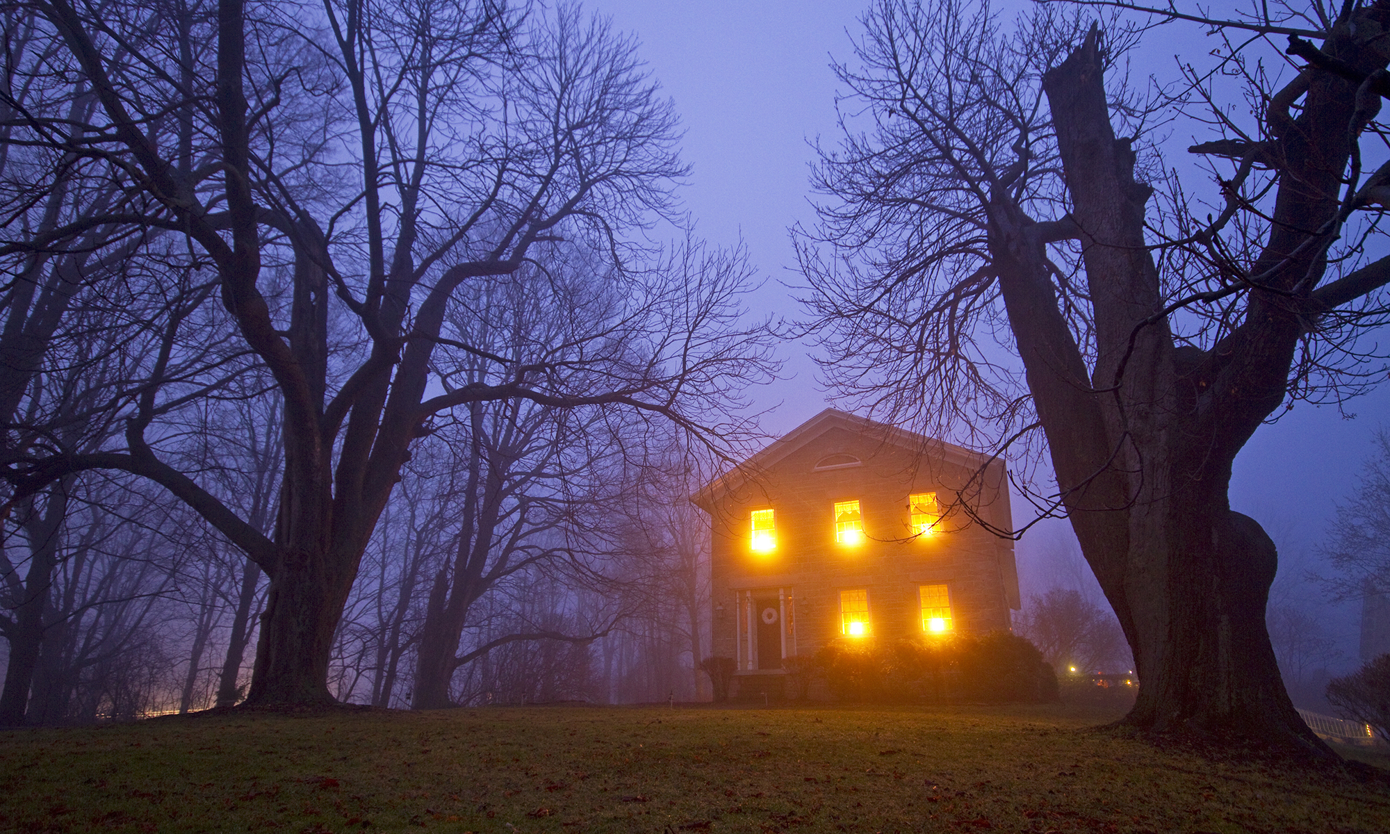 What's Causing Those Spooky Sounds & Smells?