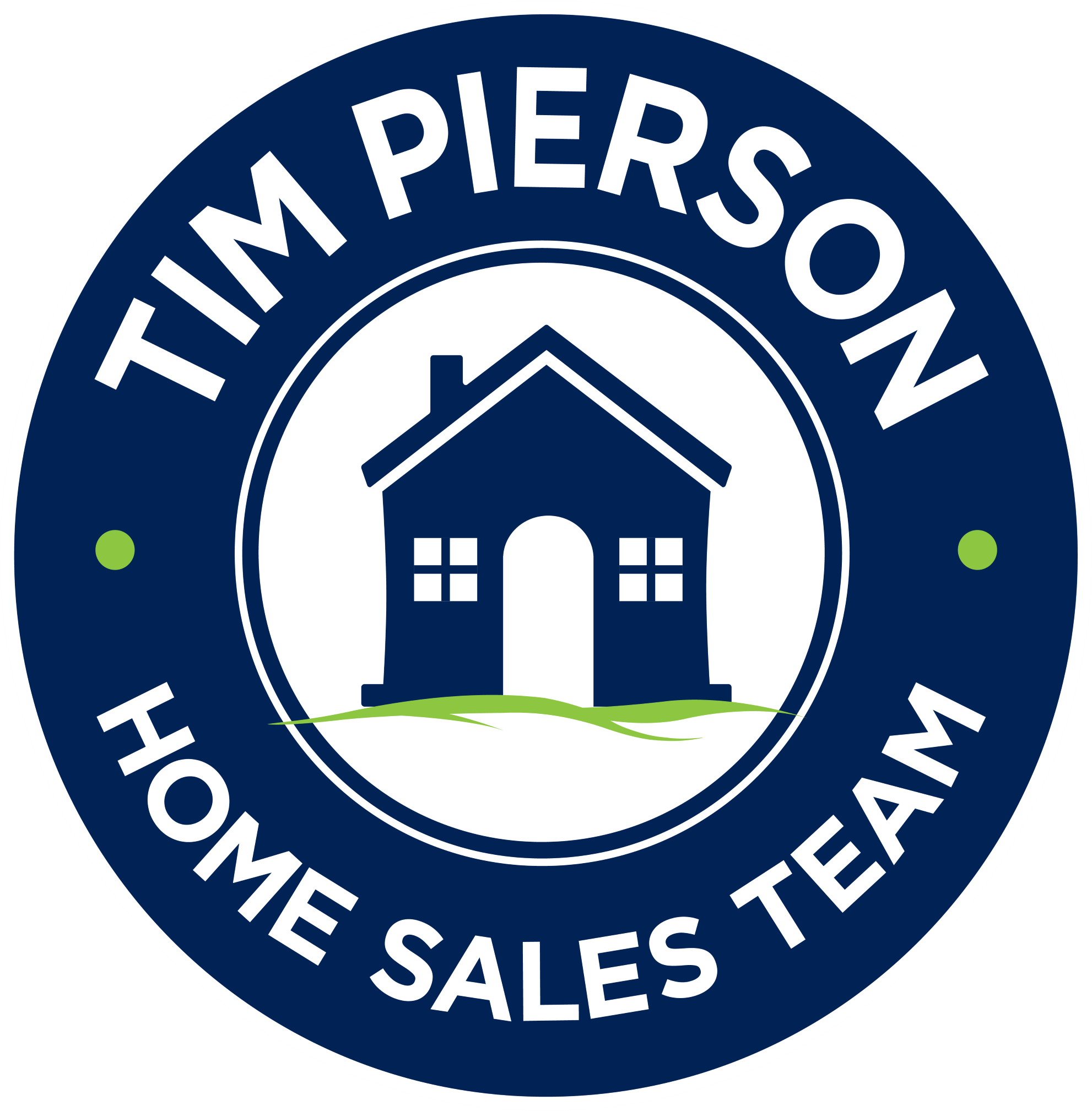 Tim Pierson Home Sales Team
