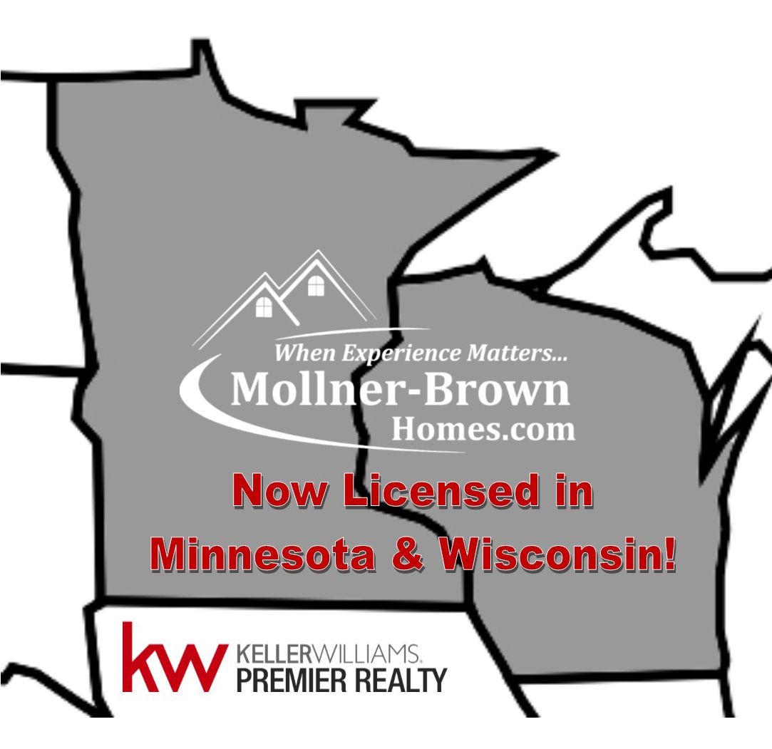 Mollner-Brown Homes Now LIcensed in MN & WI!
