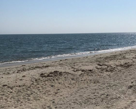 West Dennis Beach in West Dennis, Cape Cod, MA