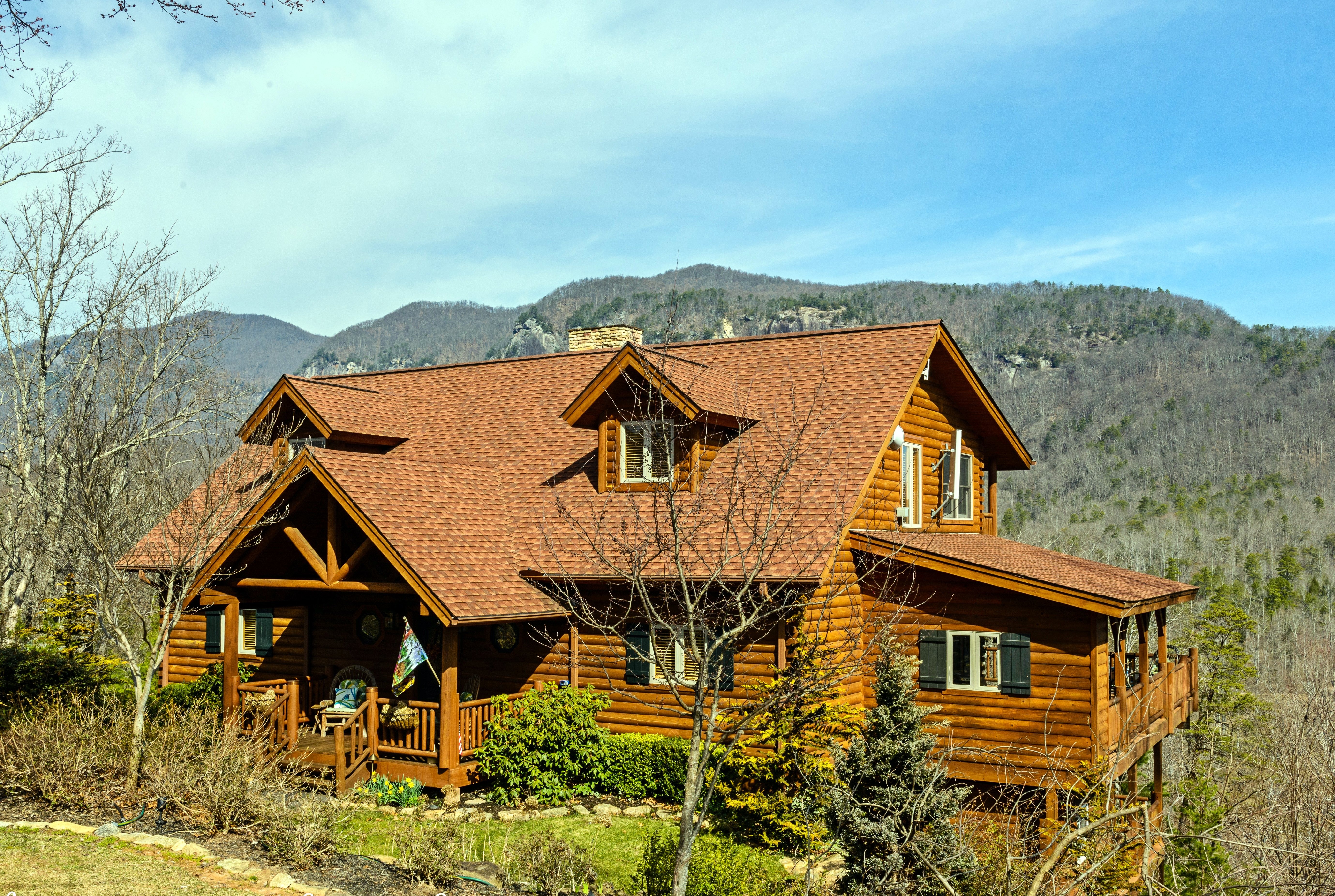 Lake Lure NC: 159 Deer Trail